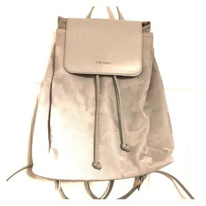 Ted Baker grey/camo backpack